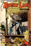 Cover for Rocky Lane Western (Charlton, 1954 series) #63