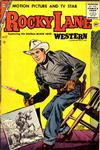 Cover for Rocky Lane Western (Charlton, 1954 series) #72