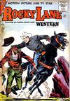 Cover for Rocky Lane Western (Charlton, 1954 series) #74