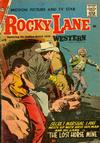 Cover for Rocky Lane Western (Charlton, 1954 series) #76