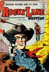 Cover for Rocky Lane Western (Charlton, 1954 series) #82