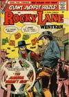 Cover for Rocky Lane Western (Charlton, 1954 series) #85