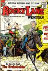 Cover for Rocky Lane Western (Charlton, 1954 series) #87