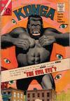 Cover for Konga (Charlton, 1960 series) #15
