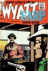 Cover for Wyatt Earp Frontier Marshal (Charlton, 1956 series) #12
