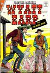 Cover for Wyatt Earp Frontier Marshal (Charlton, 1956 series) #18