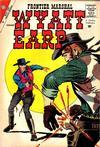 Cover for Wyatt Earp Frontier Marshal (Charlton, 1956 series) #23