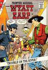 Cover for Wyatt Earp Frontier Marshal (Charlton, 1956 series) #27