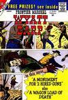 Cover for Wyatt Earp Frontier Marshal (Charlton, 1956 series) #28