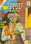 Cover for Wyatt Earp Frontier Marshal (Charlton, 1956 series) #38
