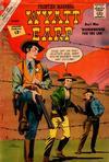 Cover for Wyatt Earp Frontier Marshal (Charlton, 1956 series) #44