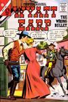 Cover for Wyatt Earp Frontier Marshal (Charlton, 1956 series) #47