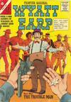 Cover for Wyatt Earp Frontier Marshal (Charlton, 1956 series) #48