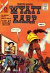 Cover for Wyatt Earp Frontier Marshal (Charlton, 1956 series) #49