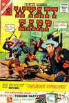 Cover for Wyatt Earp Frontier Marshal (Charlton, 1956 series) #50