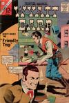 Cover for Wyatt Earp Frontier Marshal (Charlton, 1956 series) #52