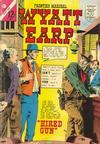 Cover for Wyatt Earp Frontier Marshal (Charlton, 1956 series) #53