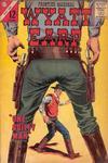Cover for Wyatt Earp Frontier Marshal (Charlton, 1956 series) #55