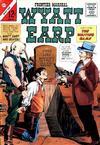 Cover for Wyatt Earp Frontier Marshal (Charlton, 1956 series) #56