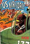 Cover for U.S. Air Force Comics (Charlton, 1958 series) #1