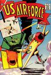 Cover for U.S. Air Force Comics (Charlton, 1958 series) #2
