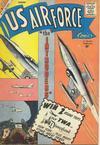 Cover for U.S. Air Force Comics (Charlton, 1958 series) #8