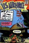 Cover for U.S. Air Force Comics (Charlton, 1958 series) #9
