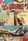 Cover for U.S. Air Force Comics (Charlton, 1958 series) #10