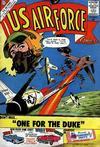 Cover for U.S. Air Force Comics (Charlton, 1958 series) #12