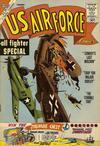 Cover for U.S. Air Force Comics (Charlton, 1958 series) #14