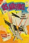 Cover for U.S. Air Force Comics (Charlton, 1958 series) #17