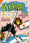Cover for U.S. Air Force Comics (Charlton, 1958 series) #21