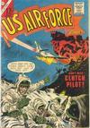 Cover for U.S. Air Force Comics (Charlton, 1958 series) #25