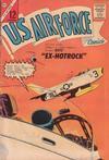 Cover for U.S. Air Force Comics (Charlton, 1958 series) #30