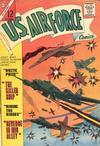 Cover for U.S. Air Force Comics (Charlton, 1958 series) #34