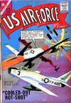 Cover for U.S. Air Force Comics (Charlton, 1958 series) #35