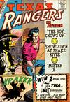 Cover for Texas Rangers in Action (Charlton, 1956 series) #21