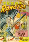 Cover for Texas Rangers in Action (Charlton, 1956 series) #22