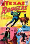 Cover for Texas Rangers in Action (Charlton, 1956 series) #49