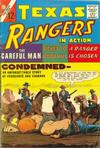 Cover for Texas Rangers in Action (Charlton, 1956 series) #50