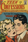 Cover for Teen Confessions (Charlton, 1959 series) #2