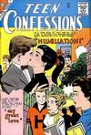 Cover for Teen Confessions (Charlton, 1959 series) #5