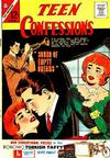 Cover for Teen Confessions (Charlton, 1959 series) #25