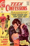 Cover for Teen Confessions (Charlton, 1959 series) #55