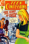 Cover for Teen Confessions (Charlton, 1959 series) #56