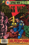 Cover for Space War (Charlton, 1959 series) #32