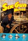 Cover for Six-Gun Heroes (Charlton, 1954 series) #25