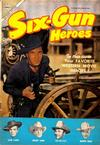 Cover for Six-Gun Heroes (Charlton, 1954 series) #25