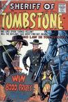 Cover for Sheriff of Tombstone (Charlton, 1958 series) #3