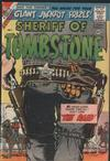 Cover for Sheriff of Tombstone (Charlton, 1958 series) #4